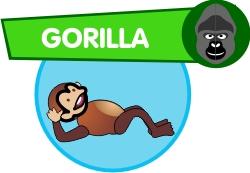 Fitness - Gorilla challenge